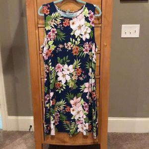 J. Jill floral dress